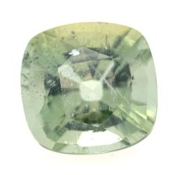 4.44 ct Green Apatite...