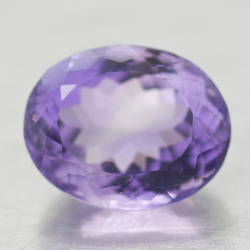 14.35ct Amethyst Oval Cut