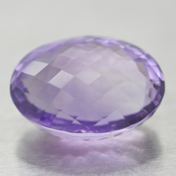 28.21ct Amethyst Oval Cut...