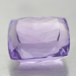 30.70ct Amethyst Cushion Cut