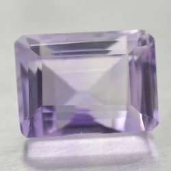19.00ct Amethyst Emerald Cut