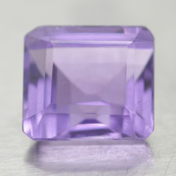 8.67ct Amethyst Emerald Cut