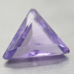 10.23ct Amethyst Trilliant Cut