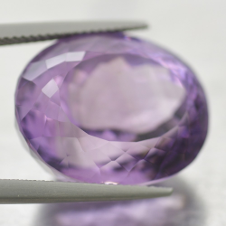 29.49ct Amethyst Oval Cut
