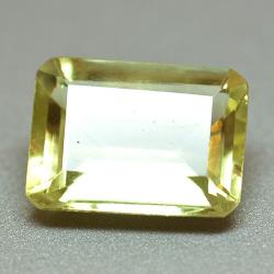 2.86ct Aquamarine Emerald Cut