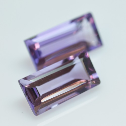 7.83ct Set Amethysts...