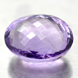 41.85ct Amethyst Oval Cut...