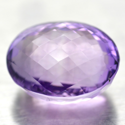 27.99ct Amethyst Oval Cut...