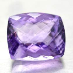 34.79ct Amethyst Cushion...