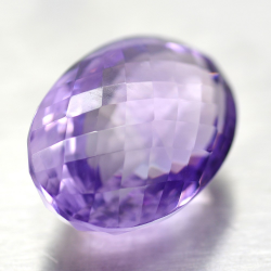 31.95ct Amethyst Oval Cut...