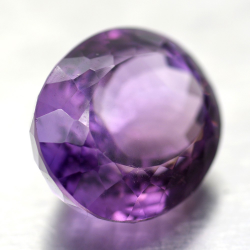 20.84ct Amethyst Oval Cut
