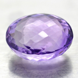 27.67ct Amethyst Oval Cut...