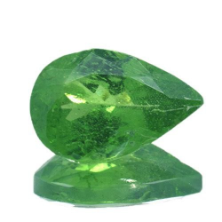1.44ct Tsavorite Pear Cut