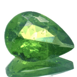 1.35ct Tsavorite Pear Cut