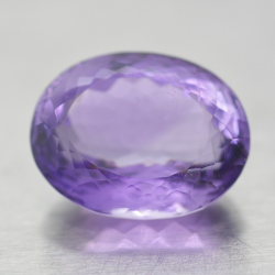 27.78ct Amethyst Oval Cut