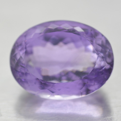 32.15ct Amethyst Oval Cut