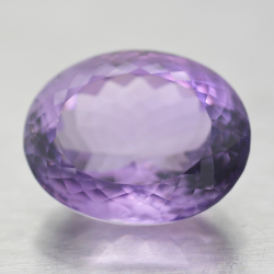 31.63ct Amethyst Oval Cut