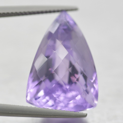 20.53ct Amethyst Fancy Cut...