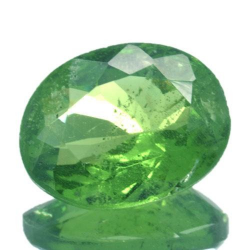 1.47ct Tsavorite Oval Cut