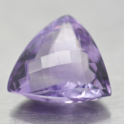 19.22ct Amethyst Trilliant...