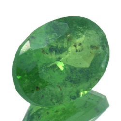 1.36ct Tsavorite Oval Cut