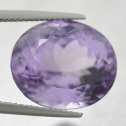 19.46ct Amethyst Oval Cut