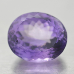 23.45ct Amethyst Oval Cut