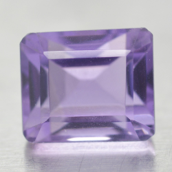 20.05ct Amethyst Emerald Cut