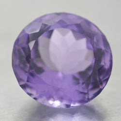21.98ct Amethyst Round Cut