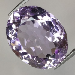 11.18ct Amethyst Oval Cut