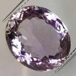 9.98ct Amethyst Oval Cut