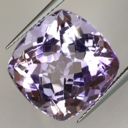 14.50ct Amethyst Cushion Cut