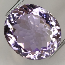 23.95ct Amethyst Oval Cut