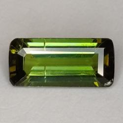 0.91ct Tourmaline Emerald Cut