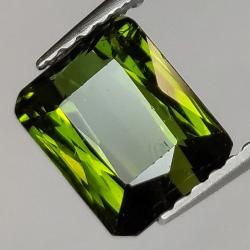1.69ct Tourmaline Emerald Cut