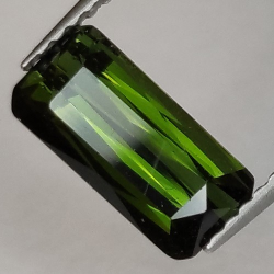 1.75ct  Tourmaline Emerald Cut