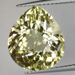 6.65ct Labradorite Pear Cut