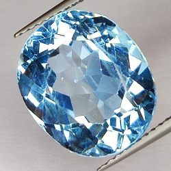 Gems gemstone BLUE TOPAZ...