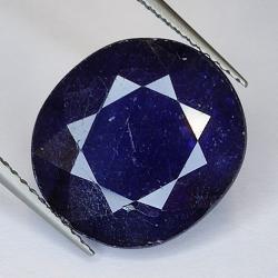 Gem gemstone BLUE SAPPHIRE...