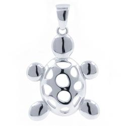 925 Silver Turtle Pendant