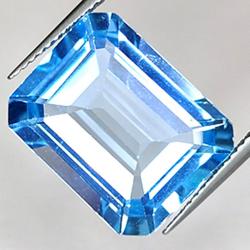 16.65ct Swiss Blue Topaz...