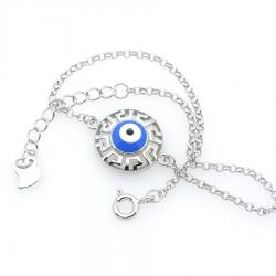 Turkish Eye Bracelet in 925...
