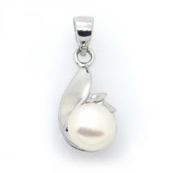 Pearl and Silver 925 Pendant