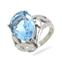 Blue Topaz & 925 Sterling...