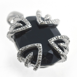 Diamonds, Onyx and Silver...
