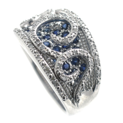 Diamonds, Sapphires and 925...