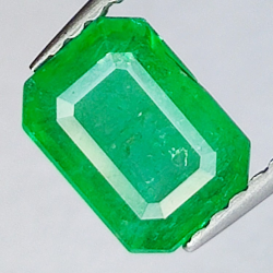 1.02ct Emerald Emerald Cut