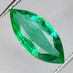 1.61ct Emerald Marquise Cut