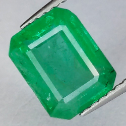 2.33ct Emerald Emerald Cut