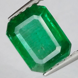 1.10ct Emerald Emerald Cut